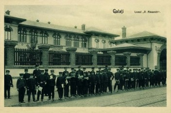 "Colegiul National ""Vasile Alecsandri"" Galati - foto: cnva.eu"