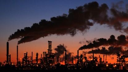 Noi recorduri de emisii de gaze cu efect de seră în 2014 foto: green-report.ro