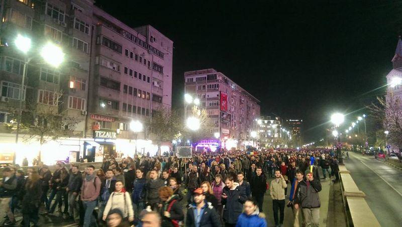 Proteste 4 noiembrie 2015; Bucuresti foto: Catiușa Ivanov