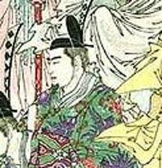 Împărăteasa Go-Sakuramachi (23 septembrie 1740 – 24 decembrie 1813) a fost al 117-lea împărat al Japoniei,  potrivit ordinii tradiționale de succesiune -  foto - mpărăteasa Go-Sakuramachi (reprezentată ca bărbat cu cioc): ro.wikipedia.org