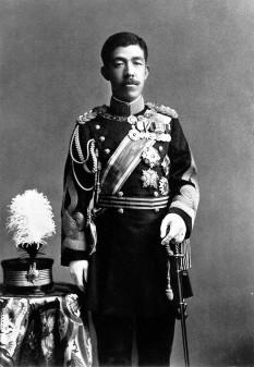 Împăratul Taishō (n. 31 august 1879 – d. 25 decembrie 1926), al 123-lea Împărat al Japoniei - foto: ro.wikipedia.org