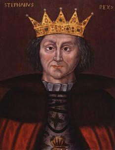 Ștefan al Angliei (n. 1096 – d. 25 octombrie 1154), Regele Angliei în perioada 1135 - 1154, ultimul membru din Dinastia normandă - foto: ro.wikipedia.org