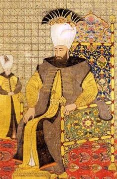 Ahmed al III-lea (n. 30 decembrie 1673 (sau 31 decembrie) – d. 1 iulie 1736), sultan otoman între anii 1703 - 1730 - foto: ro.wikipedia.org