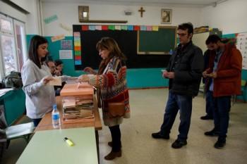 20 decembrie 2015: Alegeri generale în Spania - foto: Gulliver/GettyImages (digi24.ro)