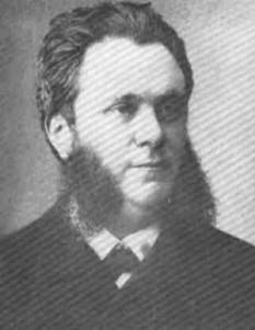 Alexandru Dimitrie Xenopol (n. 23, după alte surse 24 martie 1847, Iași - d. 27 februarie 1920, București), academician, istoric, filosof, economist, pedagog, sociolog și scriitor român - foto:  ro.wikipedia.org