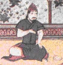 Alp Arslan (n. 1029 - d. 15 decembrie 1072, Oxus, Turkmenistan) a fost al treilea sultan (din 27 aprilie 1064) al dinastiei Seljuq și stră-nepotul lui Seljuq, fondatorul dinastiei ce-i poartă numele. El a preluat numele de Muhammad bin Da'ud Chaghri atunci când a adoptat Islamul. Pentru priceperea sa militară, vitejia personală și abilitățile în luptă a obținut numele de familie Alp Arslan, care înseamnă Leu Războinic în turcă - foto: ro.wikipedia.org