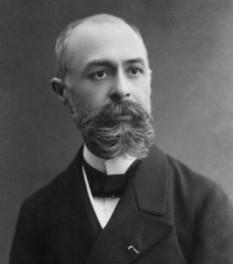 Antoine Henri Becquerel (n. 15 decembrie 1852, Paris — d. 25 august 1908, Le Croisic, Loire-Atlantique), fizician francez, laureat al Premiului Nobel în domeniul fizicii, în anul 1903, ca urmare a descoperirii fenomenului de radioactivitate spontană -  foto: ro.wikipedia.org