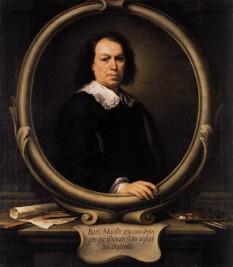 Bartolomé Esteban Murillo (n. 31 decembrie 1617, Sevilia - d, 3 aprilie 1682, Cádiz), pictor spaniol din sec. al XVII-lea. Este una dintre cele mai importante figuri ale picturii baroce spaniole - foto (Autoportret): cersipamantromanesc.wordpress.com