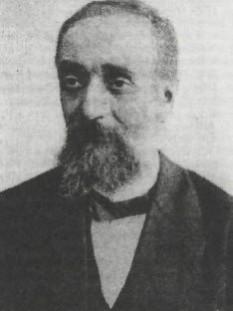 Bonifaciu Florescu (n. 14 mai 1848, Budapesta - d. 18 decembrie 1899, București), publicist, traducător și critic literar - foto: cersipamantromanesc.wordpress.com