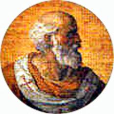 Papa Bonifaciu al V-lea a fost Papă al Romei în perioada 23 decembrie 619 - 25 octombrie 625 - foto: ro.wikipedia.org