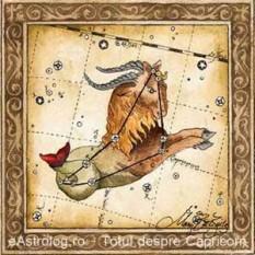 Zodia Capricorn (21 decembrie - 19 ianuarie) - foto: eastrolog.ro