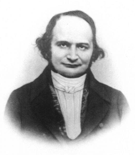 Carl Gustav Jacob Jacobi (n. 10 decembrie 1804 în Potsdam; d. 18 februarie 1851 în Berlin) a fost un matematician german. A fost fratele lui Hermann Jacobi - foto: ro.wikipedia.org