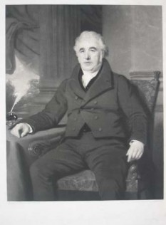 Charles Macintosh (29 December 1766 – 25 July 1843) was a Scottish chemist and inventor of waterproof fabrics. The Mackintosh raincoat (the variant spelling is now standard) is named for him - foto: en.wikipedia.org