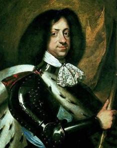 Christian al V-lea (15 aprilie 1646 – 25 august 1699), rege al Danemarcei și al Norvegiei din 1670 până în 1699 - foto:  ro.wikipedia.org
