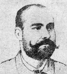Constantin Mille (n. 21 decembrie 1861, Iași — d. 20 februarie 1927), ziarist, nuvelist, poet, avocat și militant socialist român, precum și un activist prominent pentru apărarea drepturilor omului - foto: ro.wikipedia.org