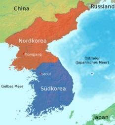 27 decembrie 1945: Coreea a fost divizata - foto: cersipamantromanesc.wordpress.com
