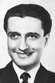 Dinu (Constantin) Lipatti (n. 19 martie 1917, București; d. 2 decembrie 1950, Geneva), pianist, compozitor și pedagog român. A fost ales postum membru al Academiei Române  foto:  ro.wikipedia.org