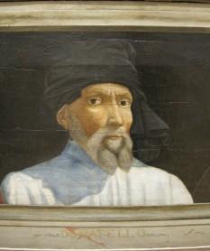 Donato di Niccolò di Betto Bardi cunoscut sub numele de Donatello (n.c. 1386, Florența - d. 13 decembrie 1466, Florența) a fost un sculptor și pictor italian, primul și cel mai strălucit sculptor din pragul Renașterii - foto (16th-century portrait): en.wikipedia.org