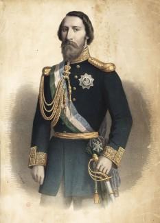 Ferdinand de Saxa-Coburg-Gotha (n. 29 octombrie 1816 – d. 15 decembrie 1885), regele consort al Mariei a II-a a Portugaliei, de la căsătoria lor în 1836, până la moartea ei în 1853 - foto: ro.wikipedia.org