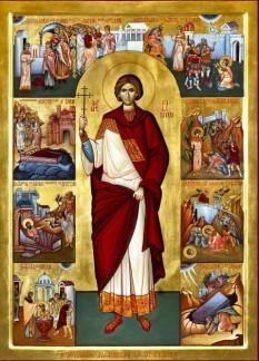 Sfântul Mucenic Filimon a pătimit pe vremea împăratului Diocleţian (284-305) Prăznuirea sa de către Biserica Ortodoxă se face la 14 decembrie - foto: doxologia.ro