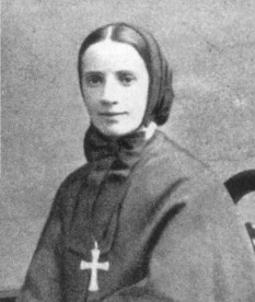 Francisca Xaveria Cabrini (Sant'Angelo Lodigiano, Milaan, 15 juli 1850 - Chicago, 22 december 1917) - foto: nl.wikipedia.org