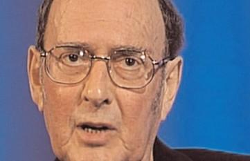 Harold Pinter (n. 10 octombrie 1930, Londra - d. 24 decembrie 2008, Londra), scriitor, actor și regizor de teatru evreu englez, unul din cei mai renumiți dramaturgi ai literaturii engleze contemporane - foto: ro.wikipedia.org