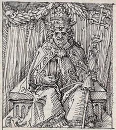 Papa Ioan al IV-lea a fost Papă al Romei în perioada 24 decembrie 640 - 12 decembrie 642 - foto: ro.wikipedia.org