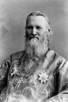 Binecredinciosul Părintele nostru Ioan din Kronstadt (n. 19 octombrie 1829 în Sura – m. 20 decembrie 1908 în Kronstadt) a fost preot și teolog al Bisericii Ortodoxe din Rusia. Prăznuirea sa se face pe 20 decembrie - foto: ro.orthodoxwiki.org