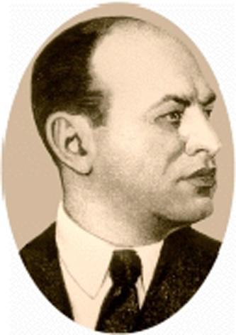 """Ion Șt. Basgan (n. 24 iunie 1902, Focșani – d. 15 decembrie 1980, București), inginer și inventator român. Este celebru pentru invenția sa, forajul cu aplicația sonicității, și pentru descoperirea efectului care-i poartă numele, """"efectul Basgan"""" - foto: ro.wikipedia.org"""