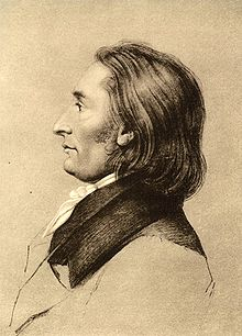 Johann Peter Eckermann (21 September 1792 – 3 December 1854), German poet and author, is best known for his work Conversations with Goethe, the fruit of his association with Johann Wolfgang von Goethe during the last years of Goethe's life -  foto: en.wikipedia.org