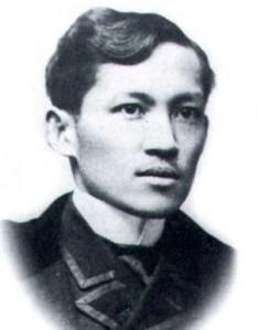 Dr. José P. Rizal (pe numele său complet: José Protasio Rizal Mercado y Alonso Realonda) (19 iunie, 1861 – 30 decembrie, 1896), scriitor, poet și naționalist filipinez. Militant pentru cauza patriotică, a pregătit revoluția anticolonialistă dintre 1896 - 1898, fiind considerat eroul național al Filipinelor - foto: ro.wikipedia.org