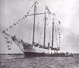 1910:  Kainan Maru - foto: ro.wikipedia.org