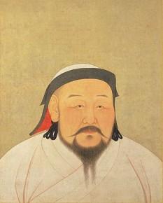 Kublai, sau Kubilai Han, mare han mongol care a domnit între anii (1215-1294) - foto:  ro.wikipedia.org