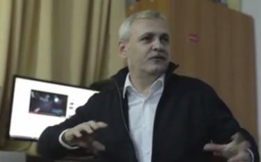 Liviu Dragnea (n. 28 octombrie 1962, comuna Gratia, Teleorman), inginer și politician român, președinte al Partidului Social Democrat - foto: romaniacurata.ro