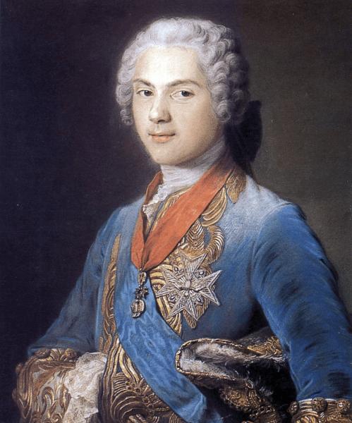 Ludovic, Delfin al Franţei (n. 4 septembrie 1729 – d. 20 decembrie 1765), a fost cel mai mare fiu şi unicul care a supravieţuit copilăriei al regelui Ludovic al XV-lea al Franţei şi al soţiei sale, regina Maria Leszczyńska. Ca fiu al regelui el a fost Fiu al Franţei. Trei dintre fiii delfinului Ludovic au devenit regi ai Franţei: Ludovic al XVI-lea, Ludovic al XVIII-lea şi Carol al X-lea - foto: ro.wikipedia.org