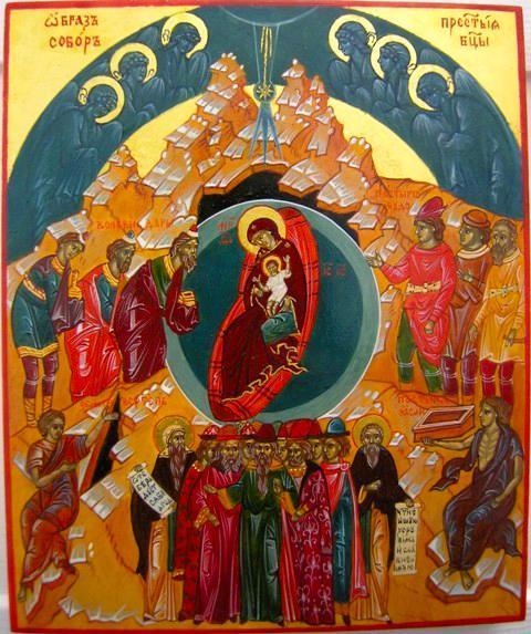 Soborul Maicii Domnului - Prăznuirea sa se face în Biserica Ortodoxă Română pe 26 decembrie - foto preluat de pe doxologia.ro