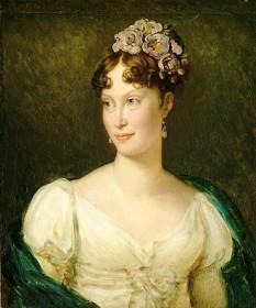 Maria Louise a Austriei (12 decembrie 1791 – 17 decembrie 1847), născută Arhiducesa Maria Louise a Austriei, devenită după căsătorie Împărăteasă a Franței (franceză impératrice Marie Louise des Français), iar din 1817 a devenit Ducesă de Parma, Piacenza și Guastalla - foto (Marie-Louise, Împărăteasă a Franței, de Gérard François Pascal Simon): ro.wikipedia.org