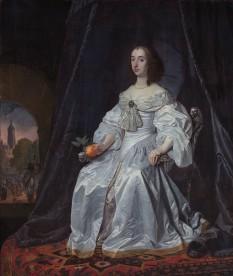 Mary, Prințesă Regală și Prințesă de Orange și Contesă de Nassau (n. 4 noiembrie 1631, d. 24 decembrie 1660) a fost al doilea copil și fiica cea mare a regelui Carol I al Angliei, Scoției și Irlandei și a Henriettei Maria a Franței - foto (Mary Henrietta Stuart, portret de Van der Helst, 1652): ro.wikipedia.org