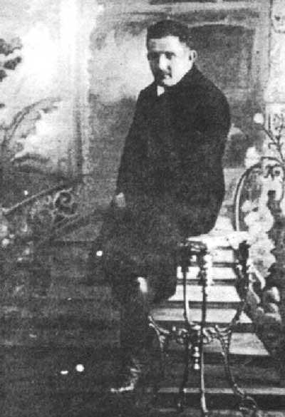 Max Goldstein (1898–1924) a fost un militant comunist şi anarhist român de origine evreiască. care a comis acte de terorism în numele ideologiei stângii radicale - foto: ro.wikipedia.org