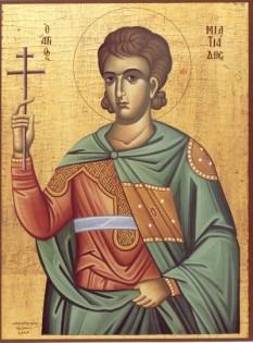 Papa Miltiade sau Melchiade a fost al 32-lea papă al Bisericii Catolice, care îl și venerează ca sfânt. A pontificat de la 2 iulie 310 sau 311 până la 10 sau 11 ianuarie 314 - foto: ro.wikipedia.org