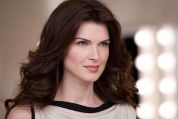 Monica Elena Bîrlădeanu (n. 12 decembrie, 1978, în Iași), cunoscută și sub numele americanizat Monica Dean, actriță si prezentatoare de televiziune - foto: viva.ro
