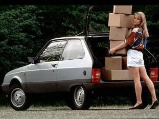 Oltcit a fost o marcă de automobile produse în România, în perioada 1981 - 1995 - foto: promotor.ro