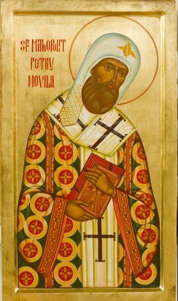 Petru Movilă a fost mitropolit de Kiev și Galiția (Ucraina) din anul 1632 și până la moartea sa, în 1646. Este cunoscut ca un important teolog ortodox din secolul al XVII-lea și ca un reformator al învățământului teologic ortodox. Prăznuirea sa se face în Biserica Ortodoxă Română pe 22 decembrie - foto: doxologia.ro