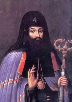 Petru Movilă a fost mitropolit de Kiev și Galiția (Ucraina) din anul 1632 și până la moartea sa, în 1646. Este cunoscut ca un important teolog ortodox din secolul al XVII-lea și ca un reformator al învățământului teologic ortodox. Prăznuirea sa se face în Biserica Ortodoxă Română pe 22 decembrie - foto preluat de pe ro.wikipedia.org