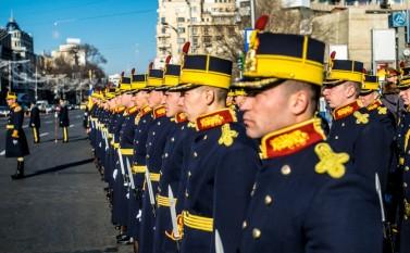 Comemorarea eroilor Revoluţiei, Piaţa Universităţii, 21 decembrie 2015. (Eugen Horoiu / Epoch Times România)