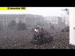 Revoluţia din decembrie 1989 - foto (captura): youtube.com