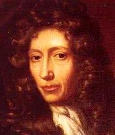 Robert Boyle (n. 25 ianuarie 1627; d. 30 decembrie 1691, Londra), fizician, chimist și inventator irlandez - foto: ro.wikipedia.org