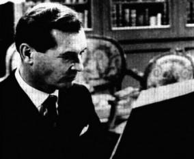 Roman Vlad (n. 29 decembrie 1919, Cernăuți - d. 21 septembrie 2013, Roma) , compozitor, muzicolog și pianist român, naturalizat italian - foto: en.wikipedia.org
