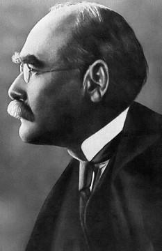 Joseph Rudyard Kipling (n. 30 decembrie 1865, Bombay, India - d. 18 ianuarie 1936), poet și prozator britanic, laureat al Premiului Nobel pentru Literatură în anul 1907 - foto (Rudyard Kipling în 1914): ro.wikipedia.org
