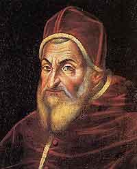 Papa Sixt al V-lea a fost un papă al Romei - foto: ro.wikipedia.org